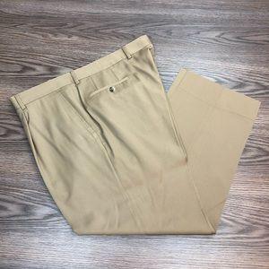 Hugo Boss Khaki Tan Dress Pants 42